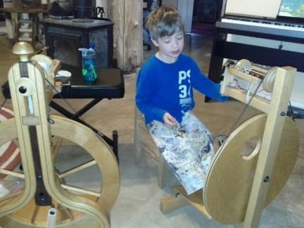 spinningboy